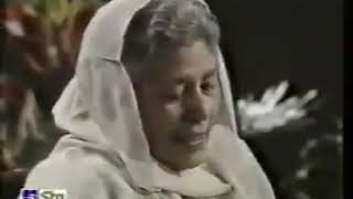 Banu Qudsia ka Ashfaq Ahmed se sakt sawal