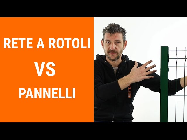 Roll net or panels? Which one to choose?