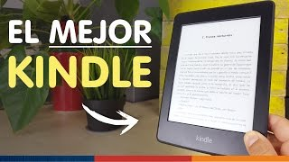 AMAZONKINDLEPAPERWHITE|Mejorlectordee-bookscalidad-precio