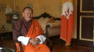 Gross National Happiness - explained by the Hon. Prime Minister of Bhutan, 2012