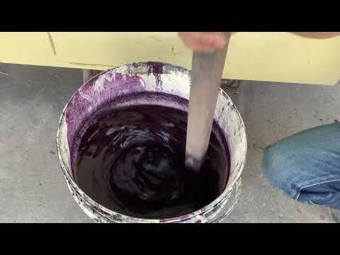 一劑型廢水處理劑(高濃度印刷油墨的廢水處理-2)