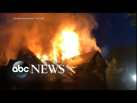 Rachael Ray's house fire under investigation