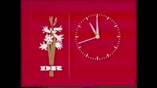 Часы DR (Danmark Radio)