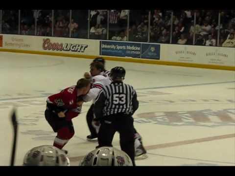 Shawn Matthias vs. Carter Bancks