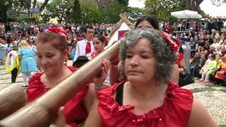 Karnevalfeierlichkeiten in Funchal 2016