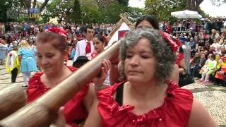 Festividades de Carnaval no Funchal 2016