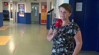 """Middelbare scholen weer open: """"Het is heel apart"""""""