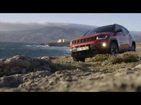 Jeep Compass apresentado em Portugal