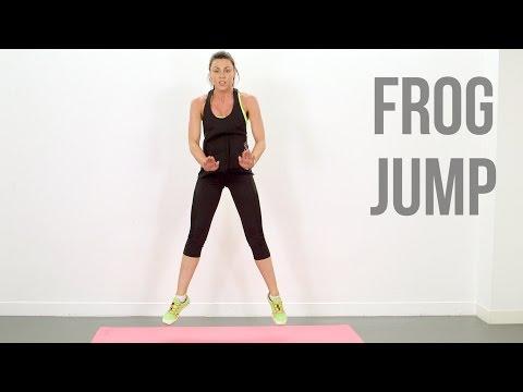 Amazing Frog Jump Technique
