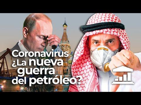 RUSOS vs SAUDÍES: El CORONAVIRUS y la nueva GUERRA del PETROLEO - VisualPolitik HD Mp4 3GP Video and MP3