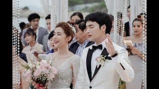 FINALE WEDDING STUDIO  ประมวลภาพวันแต่งงานคุณแนทและคุณเป็กมาฝากกันชมครับ