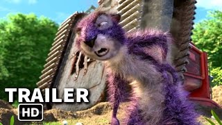 The Nut Job 2 Nutty By Nature  Official Trailer 2017 Animated Movie Trailer HD