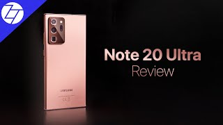 Samsung Galaxy Note20 Ultra - FULL Review
