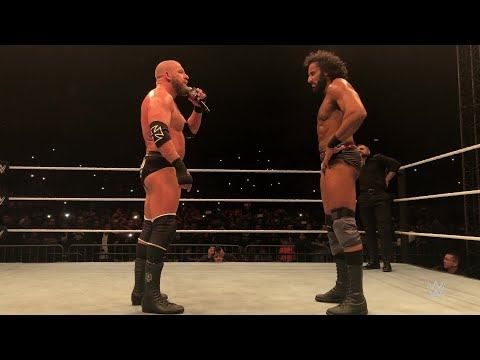 Triple H, Jinder Mahal engage in a classic Supershow showdown