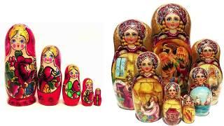 Matryoshka: The Russian Nesting Doll
