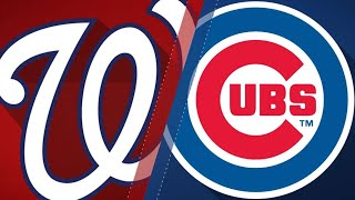 Bote's walk-off slam caps Cubs' comeback: 8/12/18