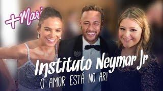 Instituto Neymar Jr: O amor está no ar!