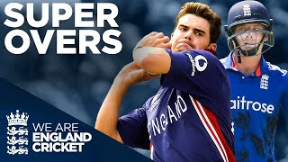 Headingley Final Over, Buttler Goes Huge, Anderson Hat Trick | Super Overs! | England Cricket 2020