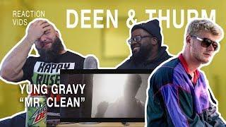 """Yung Gravy """"Mr. Clean""""   Deen & Thurm Reaction"""