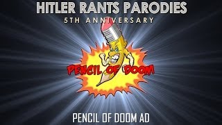 Pencil of Doom Ad