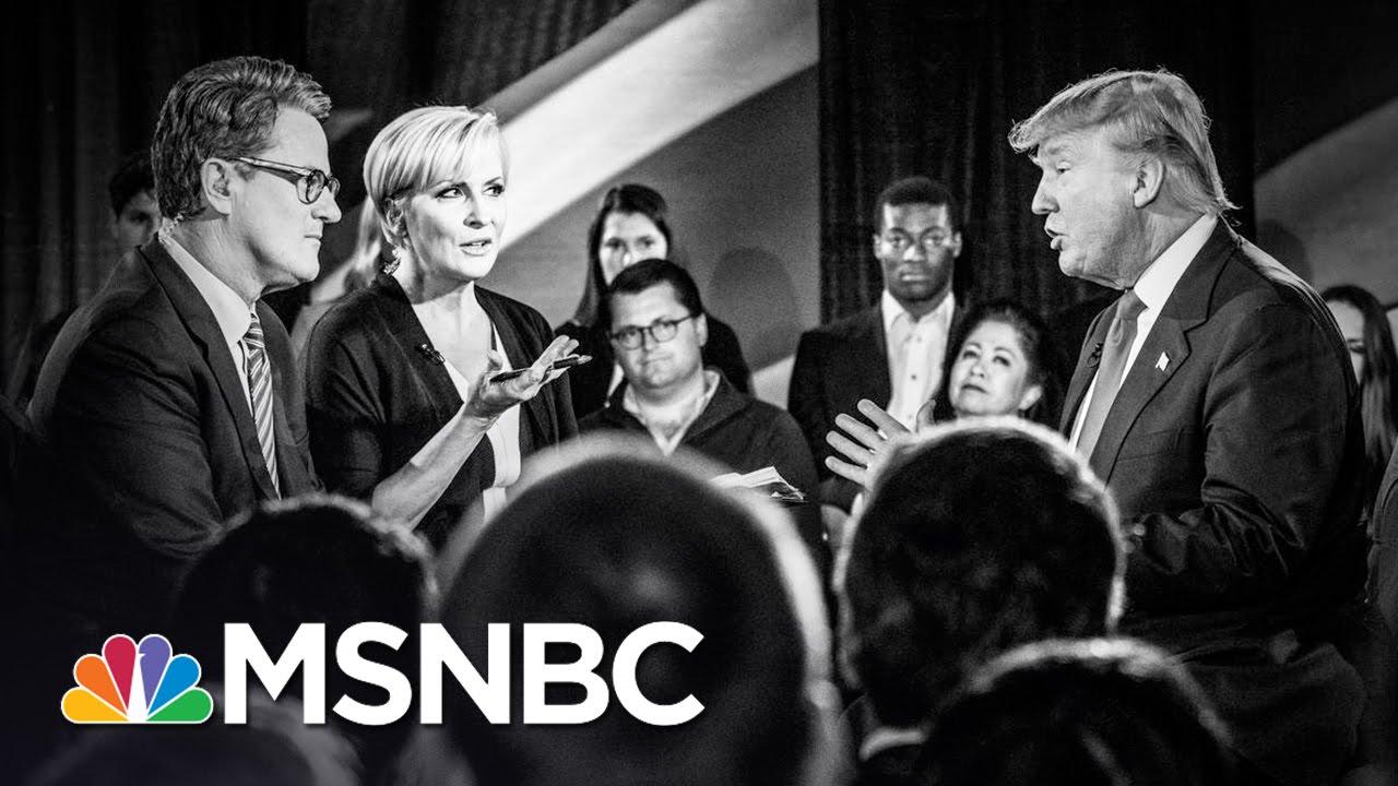 Breaking Down Donald Trump's South Carolina Town Hall | Morning Joe | MSNBC thumbnail