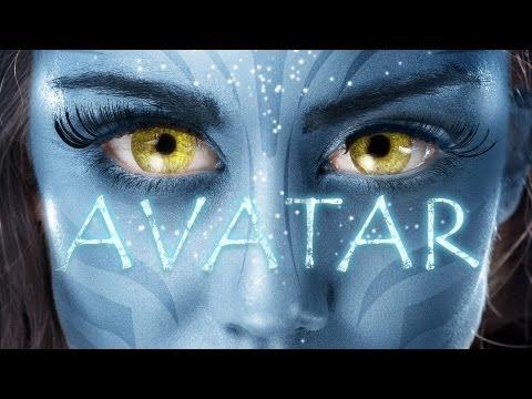 avatar navi effect photoshop tutorial