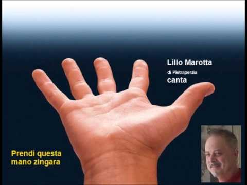 , title : 'Prendi questa mano zingara'
