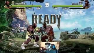 Killer Instinct   HKsmash goes First to 10 Featuring Emperor Rebelo   TJ Combo Mirror