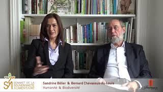 Les extraits du Sommet #049 – Sandrine Bélier & Bernard Chevassus-au-Louis 2e