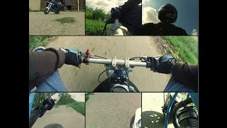 preview picture of video 'Minibike | GoPro HD Hero 2'