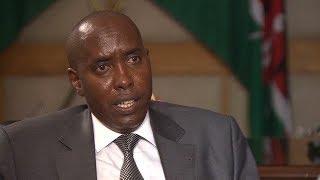 Kajiado governor,  Joseph Ole Lenku sends warning to unscrupulous land dealers in Kajiado county