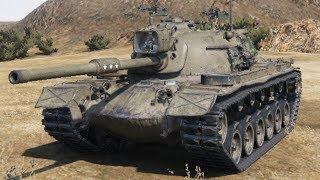 ЛУЧШИЕ РЕПЛЕИ НЕДЕЛИ: M48A5 Patton НЕРЕАЛЬНО КРУТОЙ ТАНК