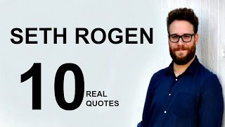 Seth Rogen 10 Real Life Quotes on Success | Inspiring | Motivational Quotes