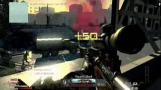 Afterburner- a sniper montage by MrTeddyNinja