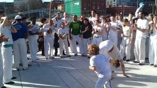 Grupo Uniao na capoeira, Oslo Norge 2011