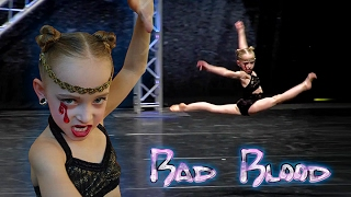 Lilliana Ketchman • Lilly K • Age 7 • Bad Blood Solo • 1st Overall