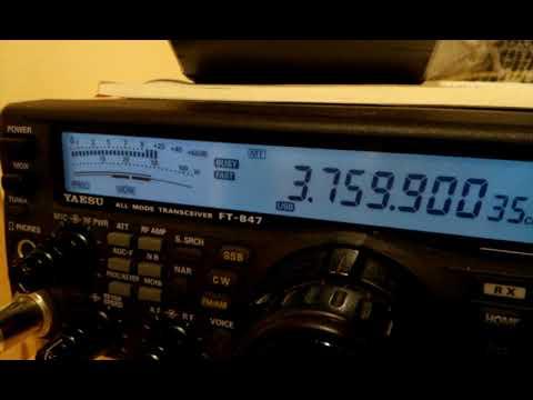 Anglojęzyczna stacja numeryczna - Swedish Rhapsody Number Station