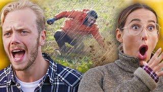 ALDRIG VARIT PÅ LANDET!!   THE GREEN CHALLENGE   Ep 1