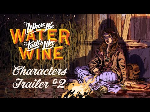 Where The Water Tastes Like Wine - Characters Trailer 2 thumbnail