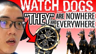 LITTLE DO YOU KNOW😲LURKING DANGER😲.. Game Theory: Watch Dogs Warning! YOU'RE NOT SAFE! (pt. 1) 🆁🅴🅰🅲🆃