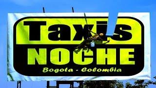 preview picture of video 'iluminación navideña Bogota 2014'