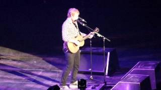 Ed Sheeran English Rose 5-30-15
