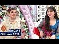 Good Morning Pakistan | Eid Day 1 | Neelam Muneer | ARY Digital