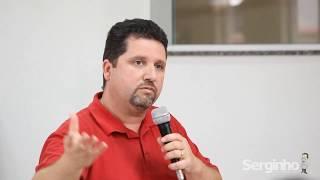 Serginho é sabatinado pelo Clube dos Desbravadores da Igreja Adventista do Sétimo Dia do Jardim Paul