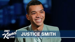Justice Smith is NOT Will Smith's Son