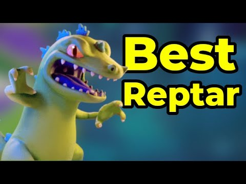 I Played the World's Best Reptar