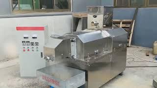 Dog food making machine youtube video