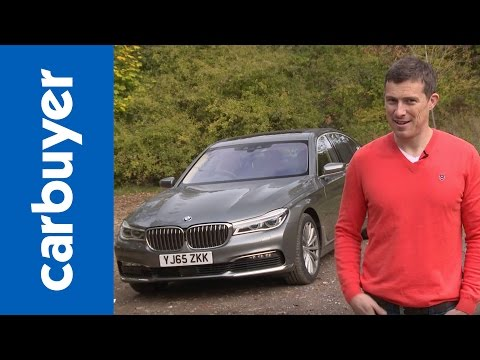 BMW 7 Series 2015-2019 review - Carbuyer