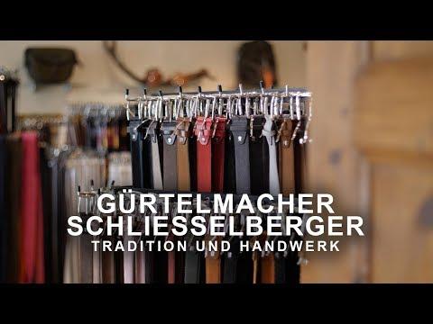 Gürtelmacher Schliesselberger