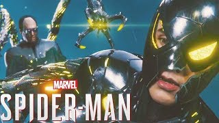 SPIDERMAN PS4 ALL ENDINGs (Venom ENDING) -  MARVEL'S SPIDERMAN PS4 Ending